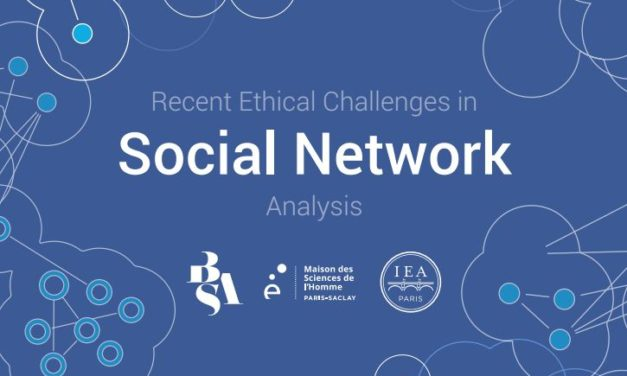 Workshop « recsna17 : Recent ethical challenges in social network analysis » – 5-6/12/2017