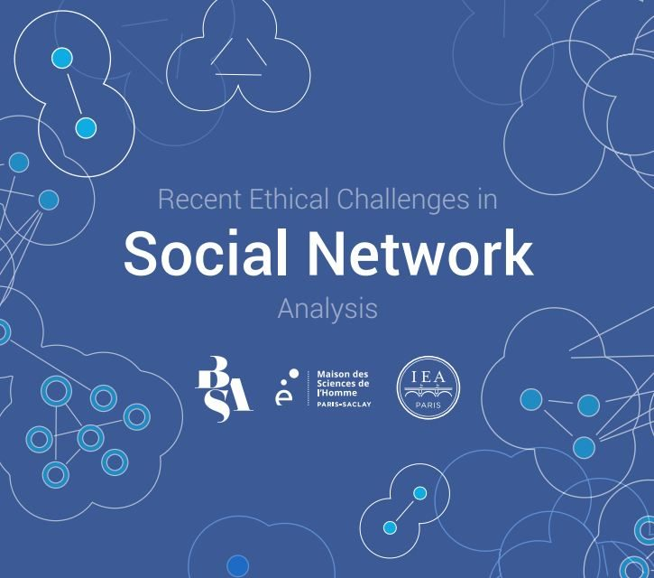 Call for papers – Workshop « recsna17 : Recent ethical challenges in social network analysis » – 15/10/2017