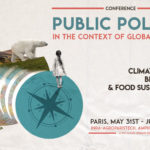 Conférence PUBLIC POLICIES IN THE CONTEXT OF GLOBAL CHANGES – 31/05 & 1/06/2018