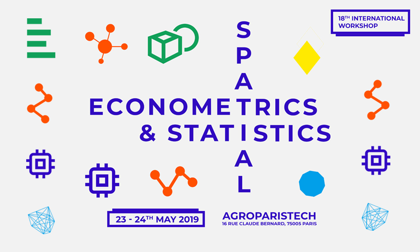 18th International Workshop on Spatial Econometrics and Statistics – 23-24/05/2019