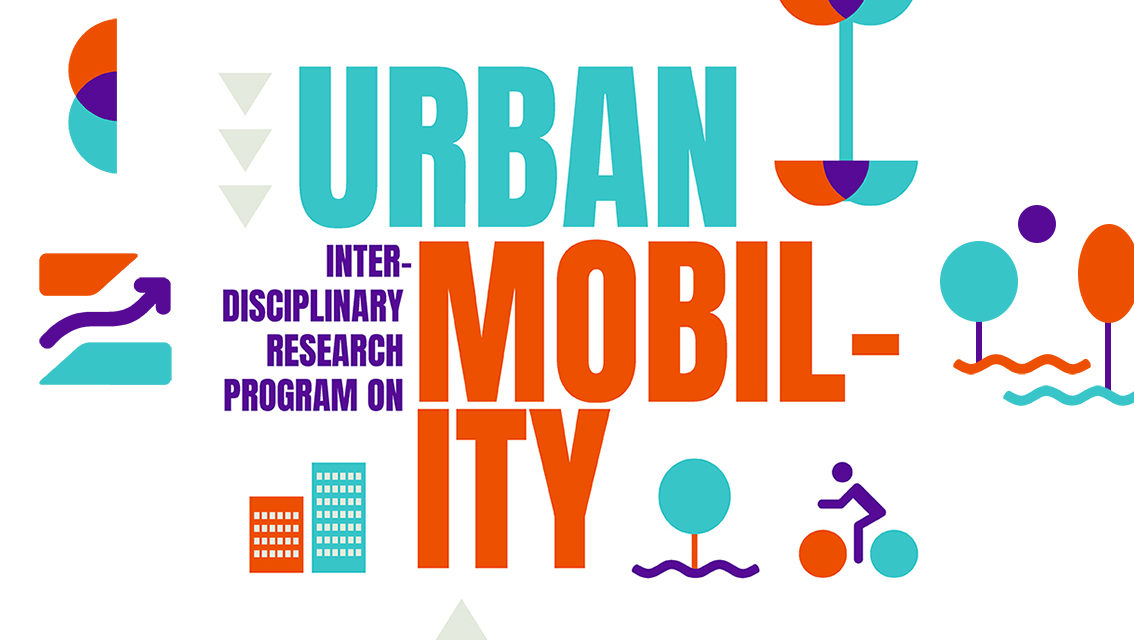 Interdisciplinary Research Program on Urban Mobility – 16/9 – 4/10/2019