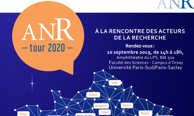 ANR Tour 2020 – Paris-Saclay – 10/09/2019