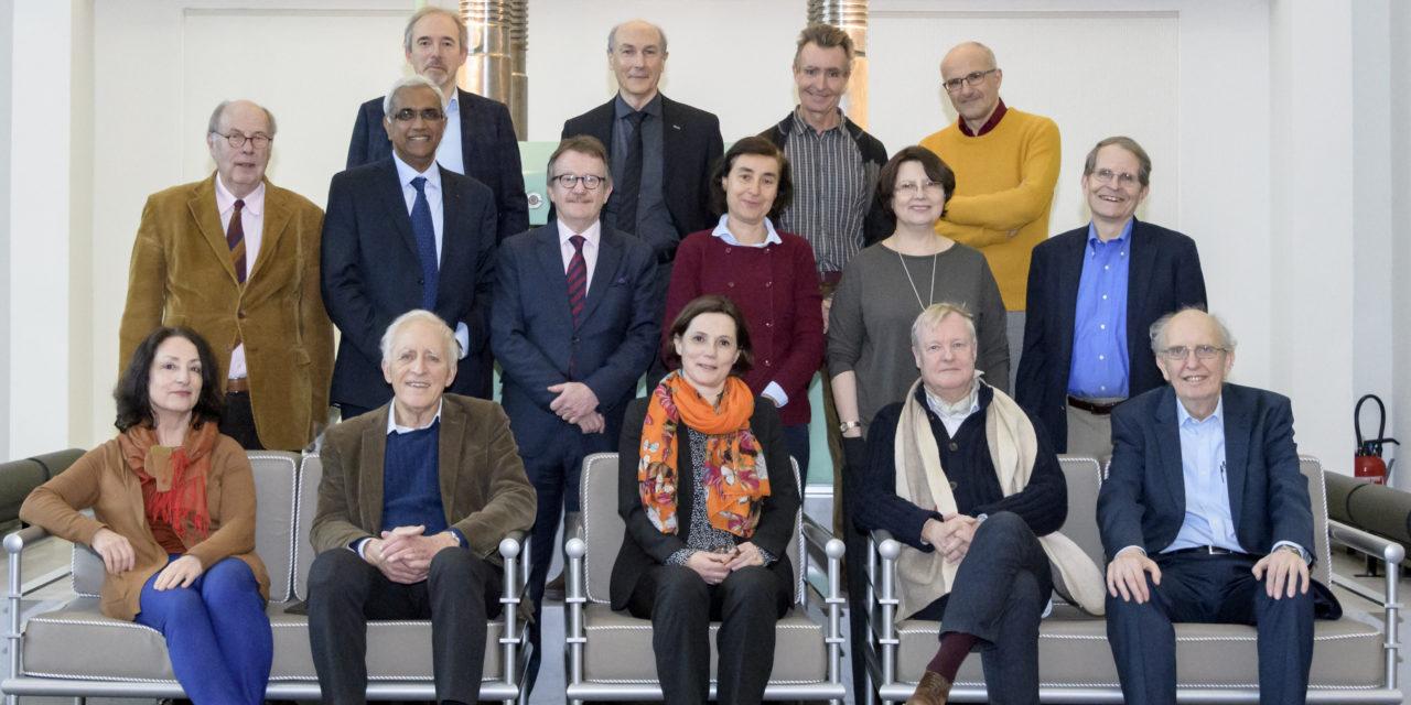 Les membres du Conseil Scientifique de la MSH Paris-Saclay