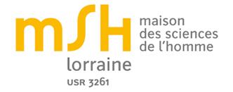 MSH Lorraine : appel à projets 2017