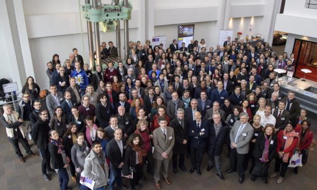 La MSH Paris-Saclay, retour sur le colloque inaugural !