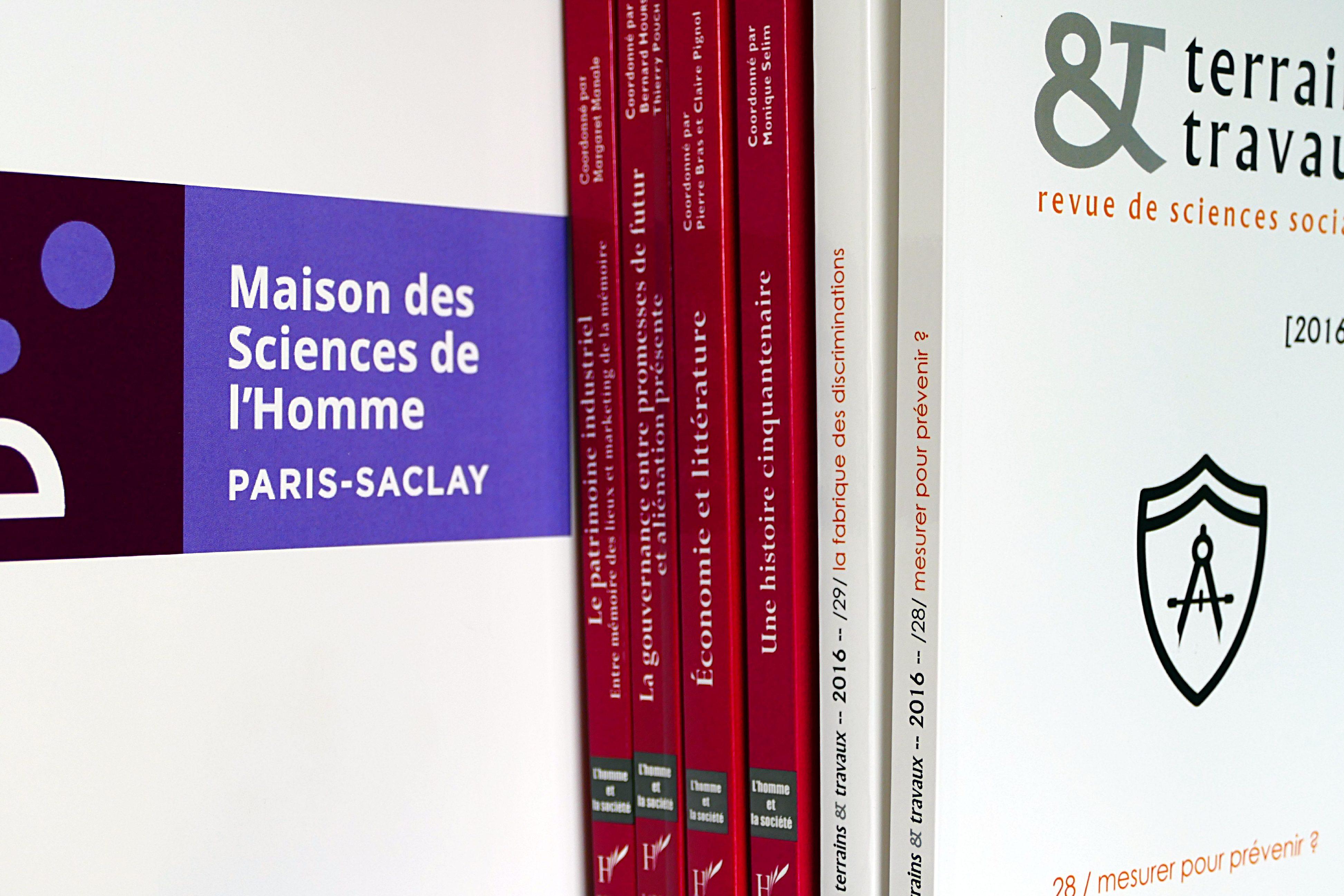 Deux revues hébergées à la MSH Paris-Saclay