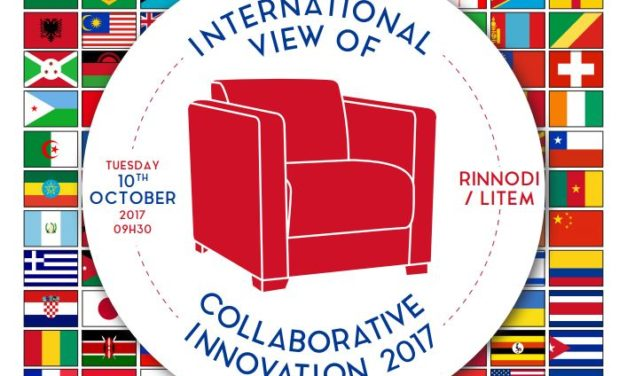 Conférences 13 minutes Innovation 2017 – 10/10/2017