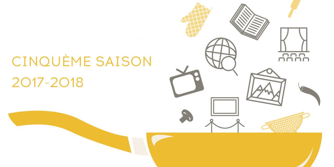 Séminaire Médias et médiations de la gastronomie – 21/11/2017