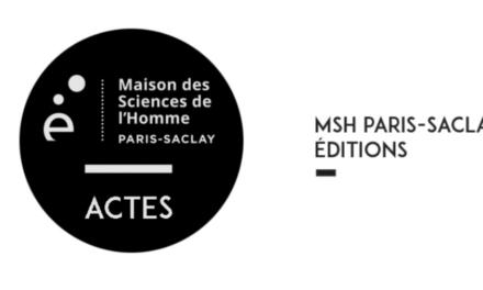 Nouvelle collection «ACTES»