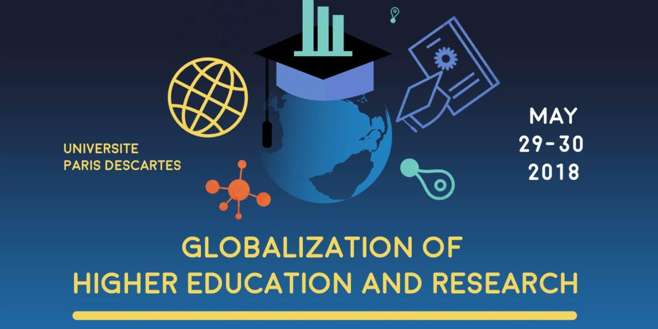 Workshop « Globalization of Higher Education and Research » – 29-30/05/2018