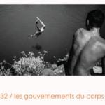 Nouveau numéro de Terrains & Travaux – «Les gouvernements du corps»