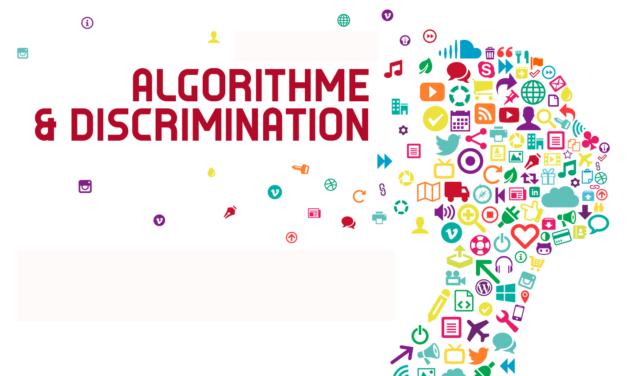 Journée de travail – projet Algorithme & Discrimination – 15/11/2018