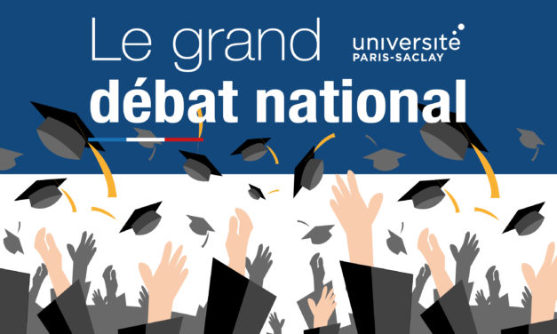 Le Grand Débat National – Université Paris-Saclay  – 13/03/2019