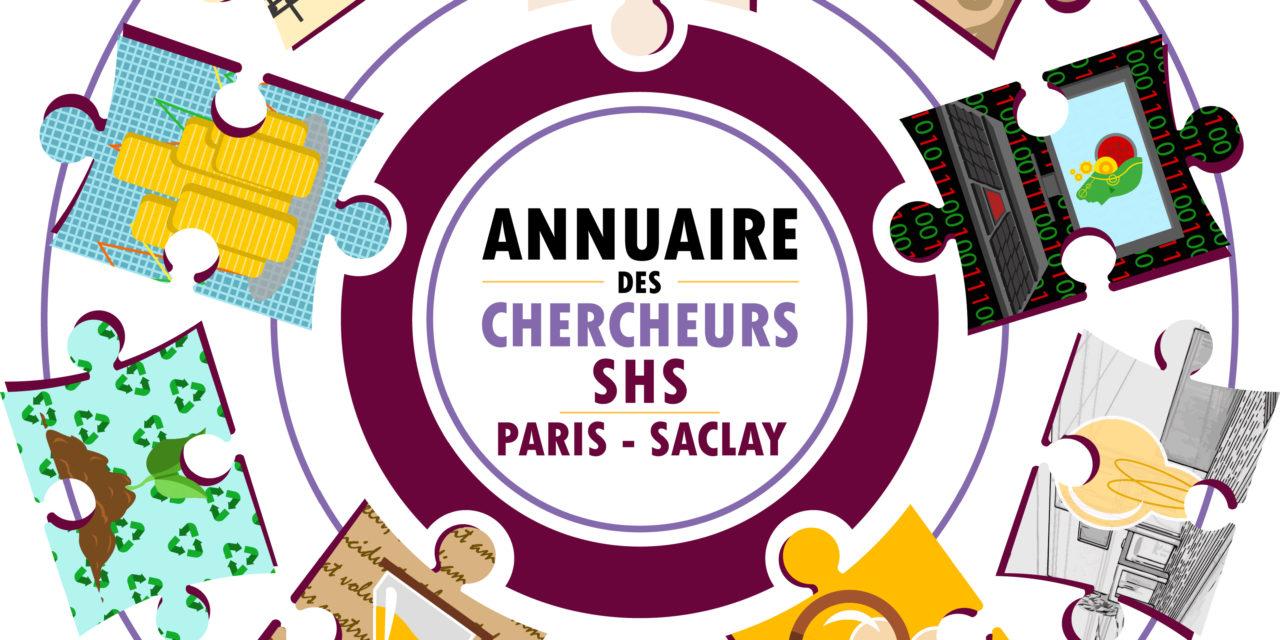 Lancement de l'Annuaire SHS Paris-Saclay