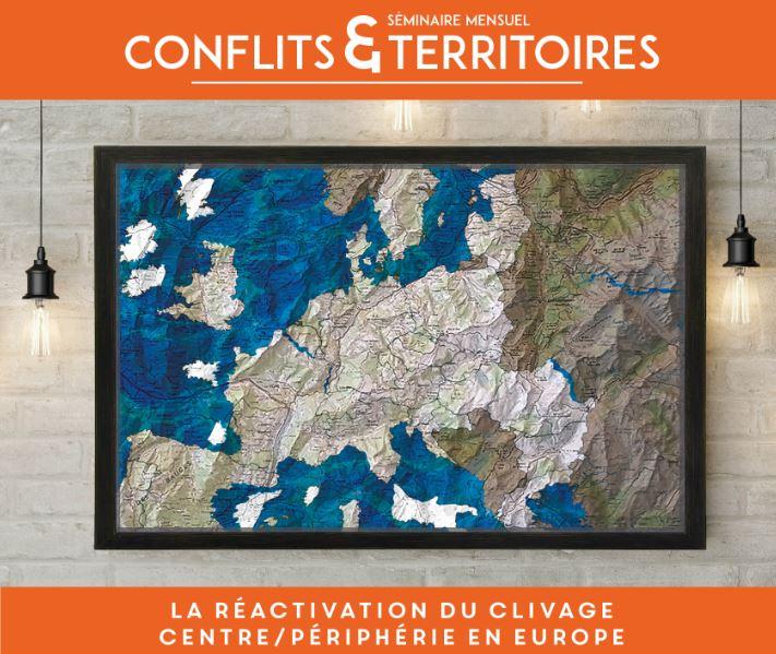 Séminaire Conflits & Territoires – Romain Pasquier – 26/02/2019
