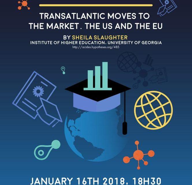 Comment la globalisation bouleverse l'université (IDHES) / The Conversation – mai 2018