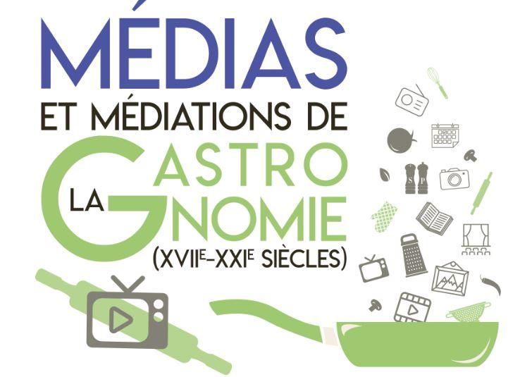 Séminaire Médias et médiations de la gastronomie – 16/4/2019
