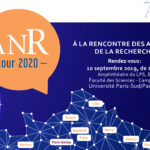ANR Tour 2020 – Paris-Saclay – 10/09/2019