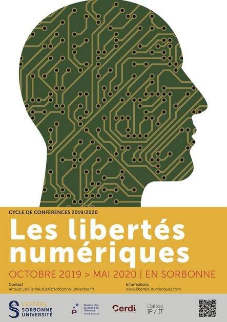 Annulé / Séminaire Les Libertés numériques – 2/04/2020
