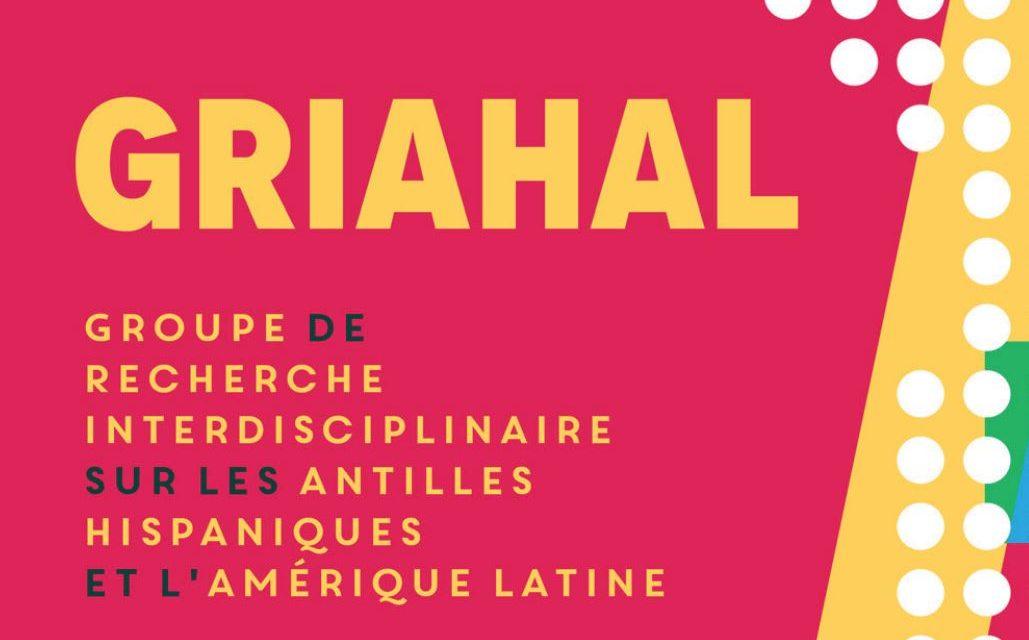 Séminaire du GRIAHAL – 21/11/2020