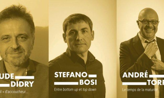 ACTES N° 5 (HORS-SÉRIE) – ENTRETIEN AVEC LES DIRECTEURS – RENCONTRE AVEC André Torre