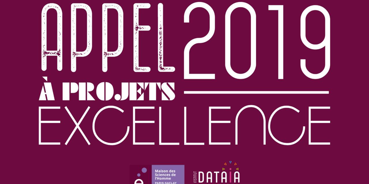 Lancement de l'Appel à projets Excellence 2019 MSH Paris-Saclay – Institut DATAIA