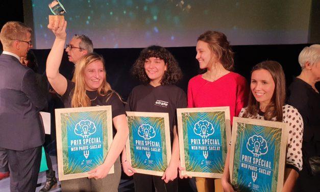 Design : Prix spécial de la MSH PARIS-SACLAY