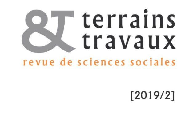 Vient de paraître ! N°35 de la Revue Terrains & Travaux