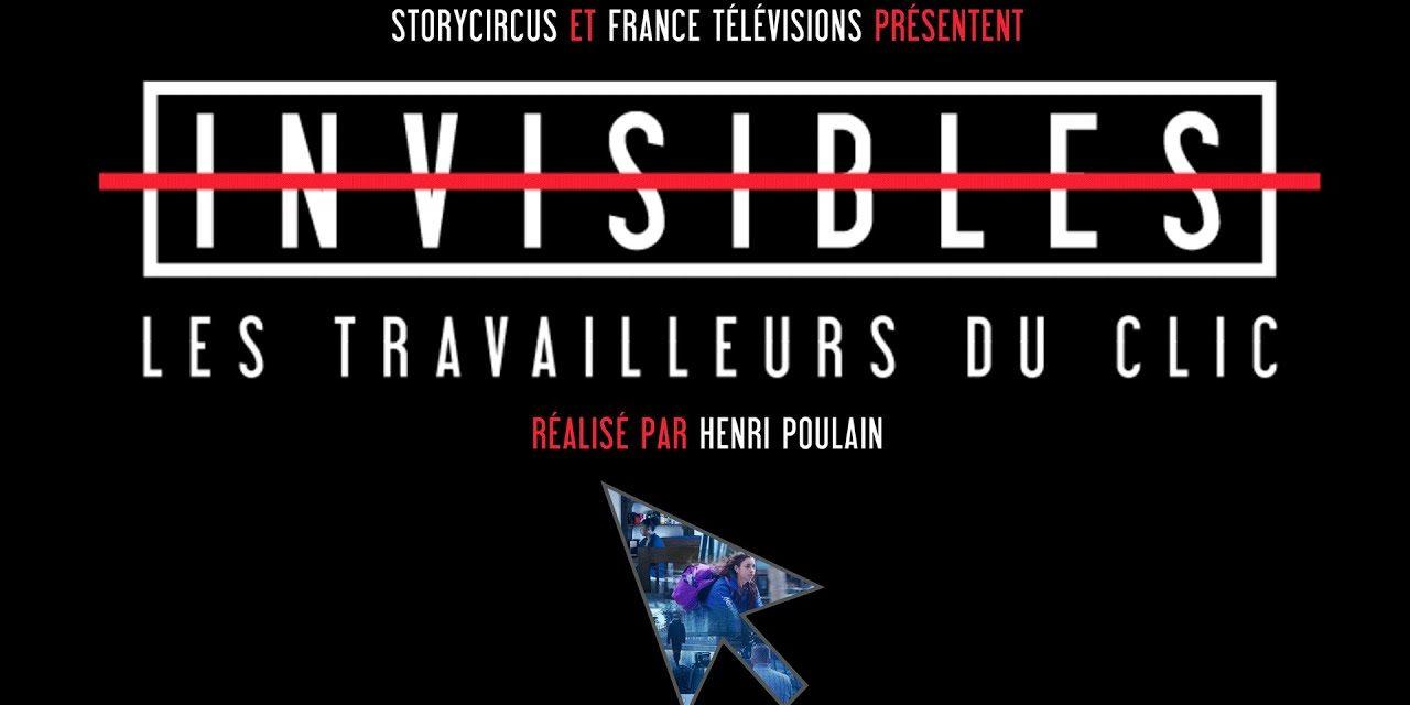 Invisibles – Les travailleurs du clic