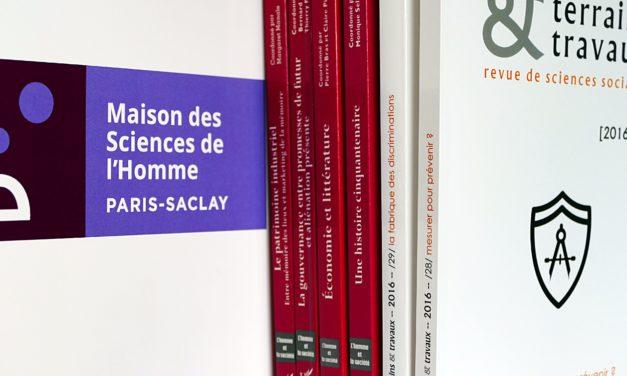 La MSH paris-Saclay recrute un.e éditeur/trice