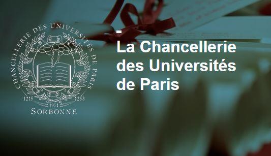 Prix solennels de thèse de la Chancellerie 2020 – 29/05/2020