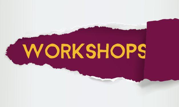 RÉSULTATS DE L'APPEL À WORKSHOPS 2020 – VAGUE 2