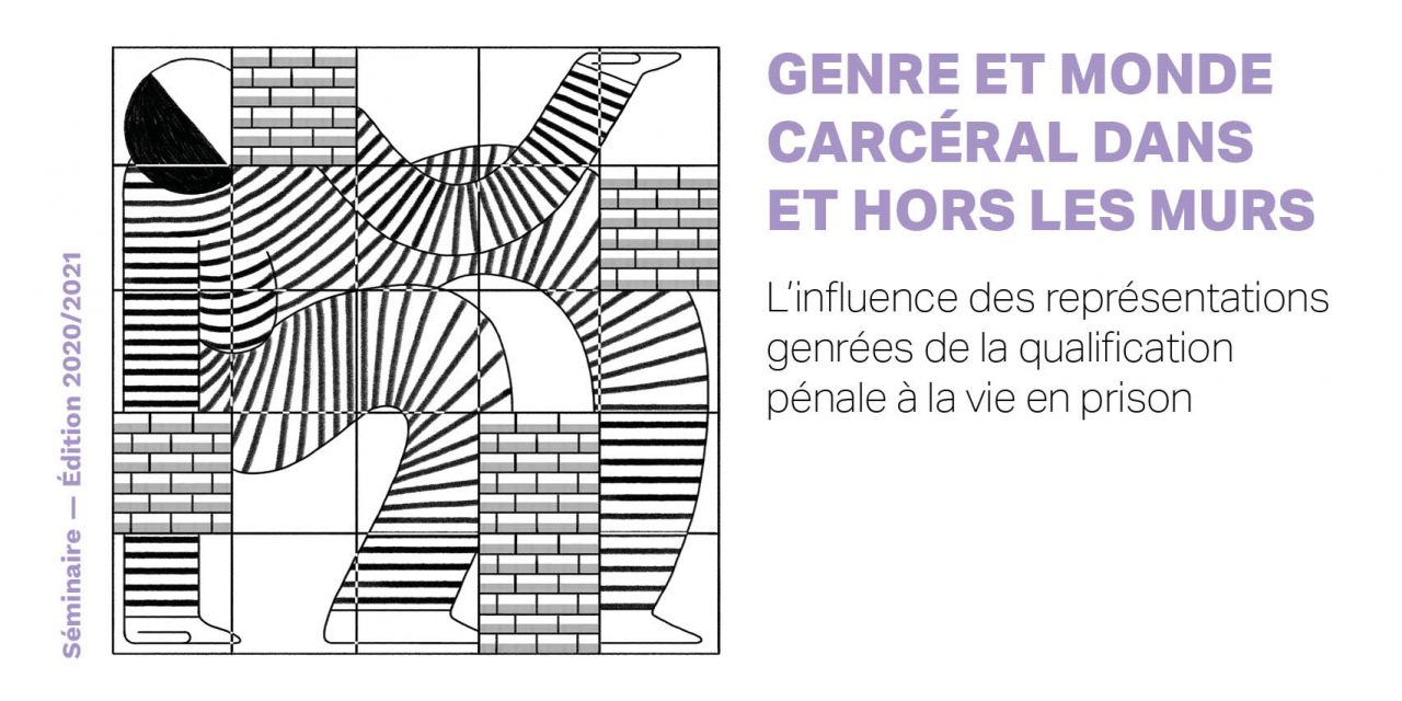 Séminaire Genre et monde carcéral – 8/02/2021
