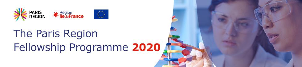 Programme « Paris Region Fellowship » pour des post-doctorants  – 21/10/2020