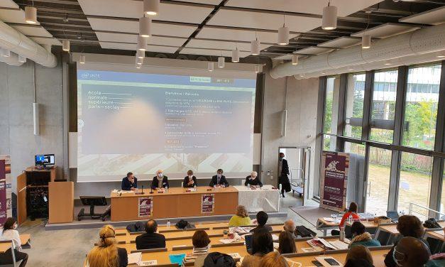 Retour sur le colloque de la MSH Paris-Saclay        «Les SHS face à la crise covid-19» des 12 et 13/10/2020