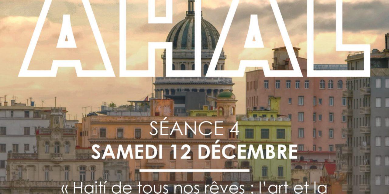 Séminaire du GRIAHAL – Sylvie DALLET – 12/12/2020