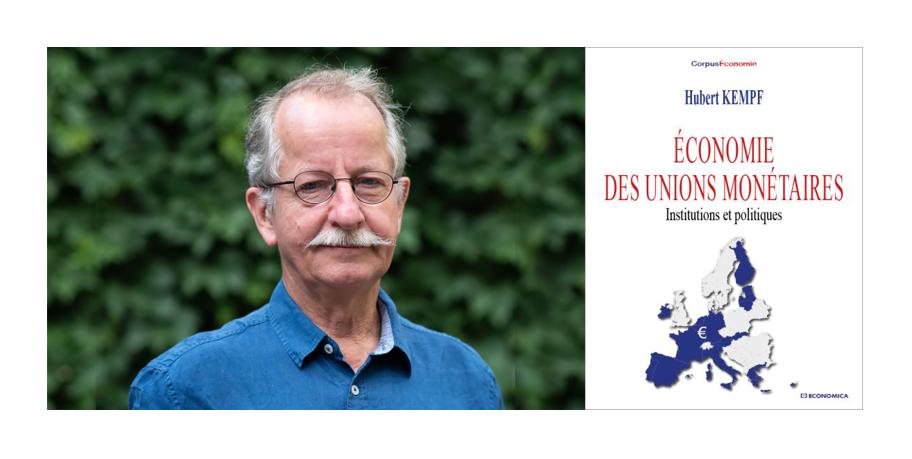 Hubert Kempf reçoit le Prix AFSE 2020 du meilleur livre d'économie