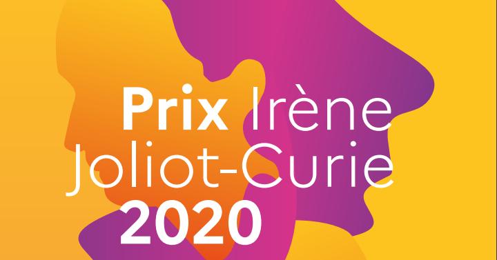Céline Guivarch (CIRED) reçoit le Prix Irène Joliot-Curie !
