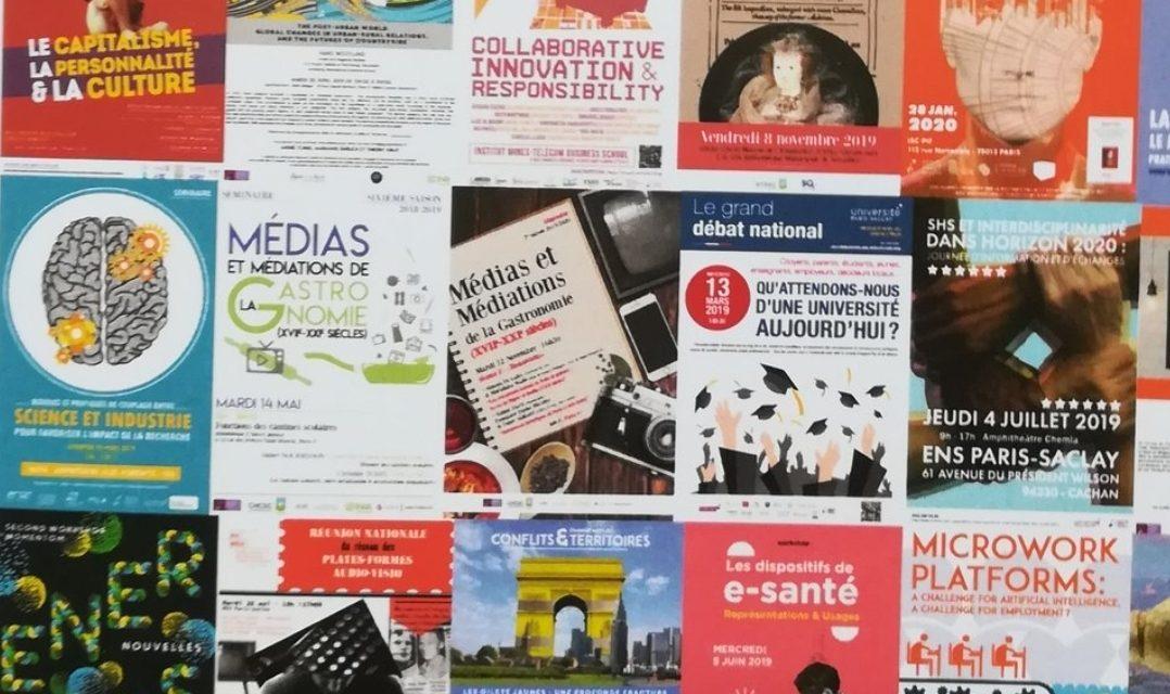 La MSH Paris-Saclay recrute un.e Chargé-e de médiation scientifique – 15/01/2021