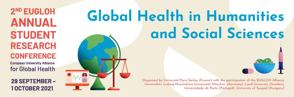 2ème conférence annuelle de recherche des étudiants EUGLOH / 2nd EUGLOH Annual Student Research Conference – 30/09/2021