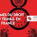 Numéro 212 de L'Homme et la Société : «Normes du droit du travail en France»