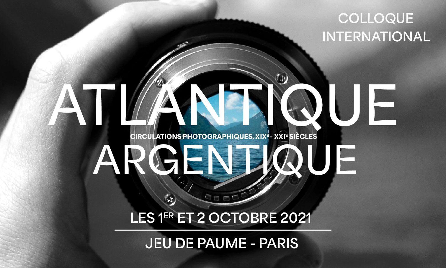 Colloque Atlantique Argentique – 1er et 2 octobre 2021
